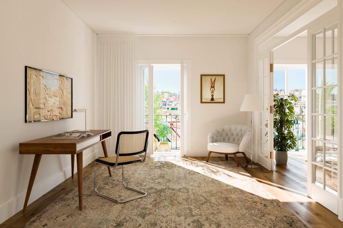 Second floor office / bedroom